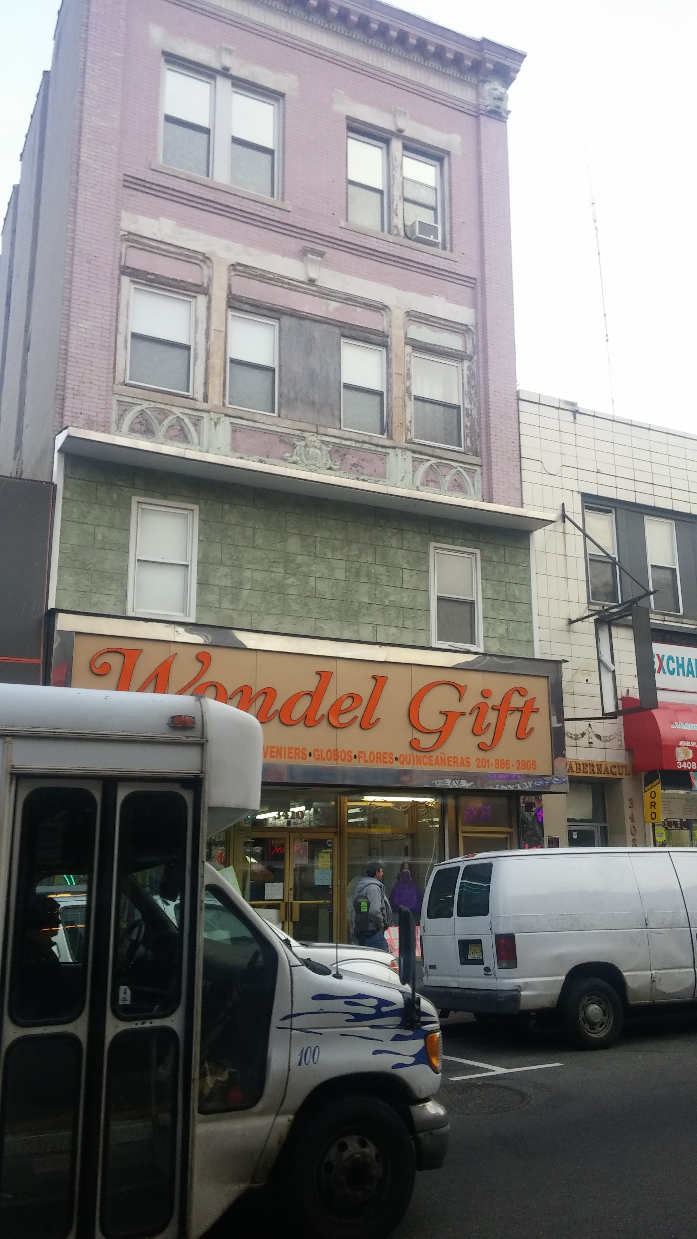 Mixed Use Property – Union City, NJ